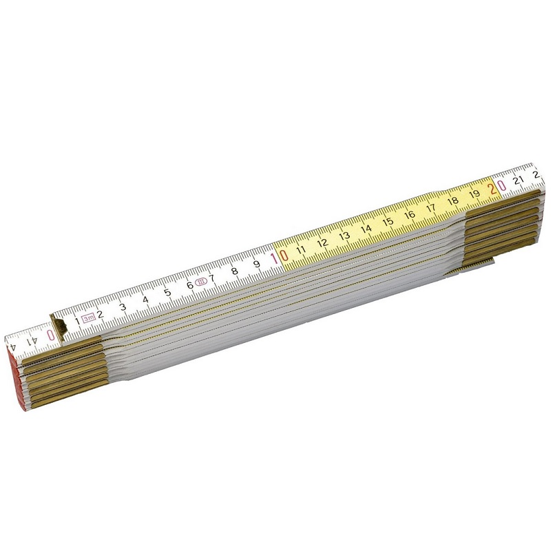 STANLEY  0-35-458 μετρο σπαστο ξυλινο 2mX17mm