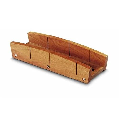 φαλτσοκουτι ξυλινο 250x62x40 mm STANLEY 1-19-190