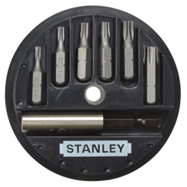 STANLEY 1-68-739 σετ μυτες 7 τμχ Torx