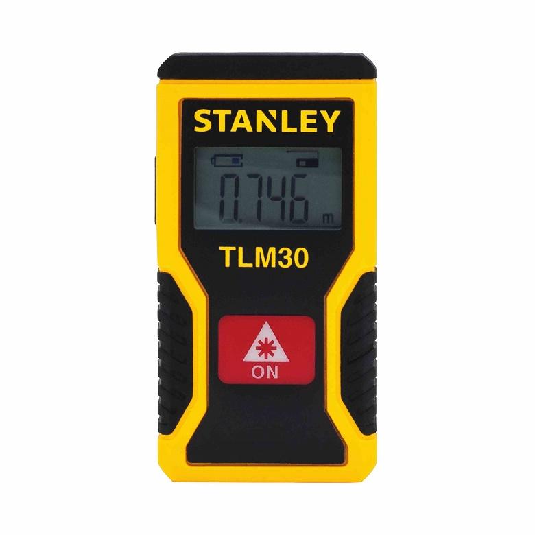 STANLEY STHT9-77425 TLM30 μετρο Laser τσέπης, 9m