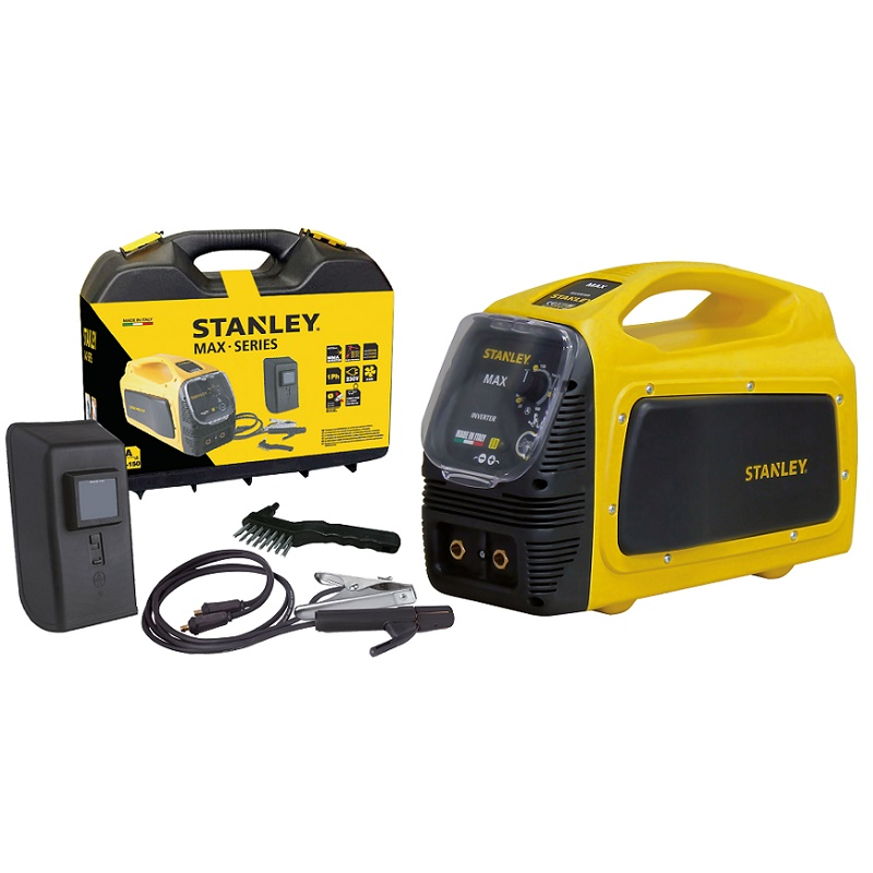 STANLEY MAX 180 ηλεκτροκόλληση Inverter 170A made in Italy