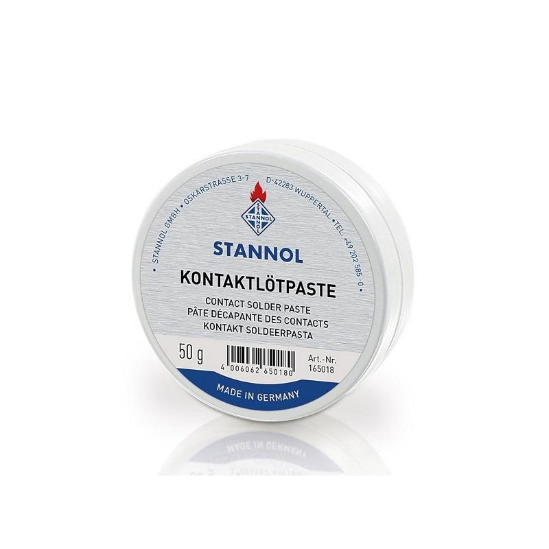 αλοιφη κολλησης STANNOL 165018 50 gr
