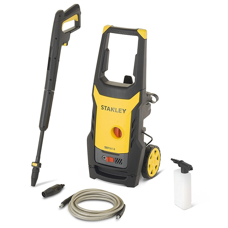 STANLEY SXPW14E πλυστικο 110bar 1400W made in Italy