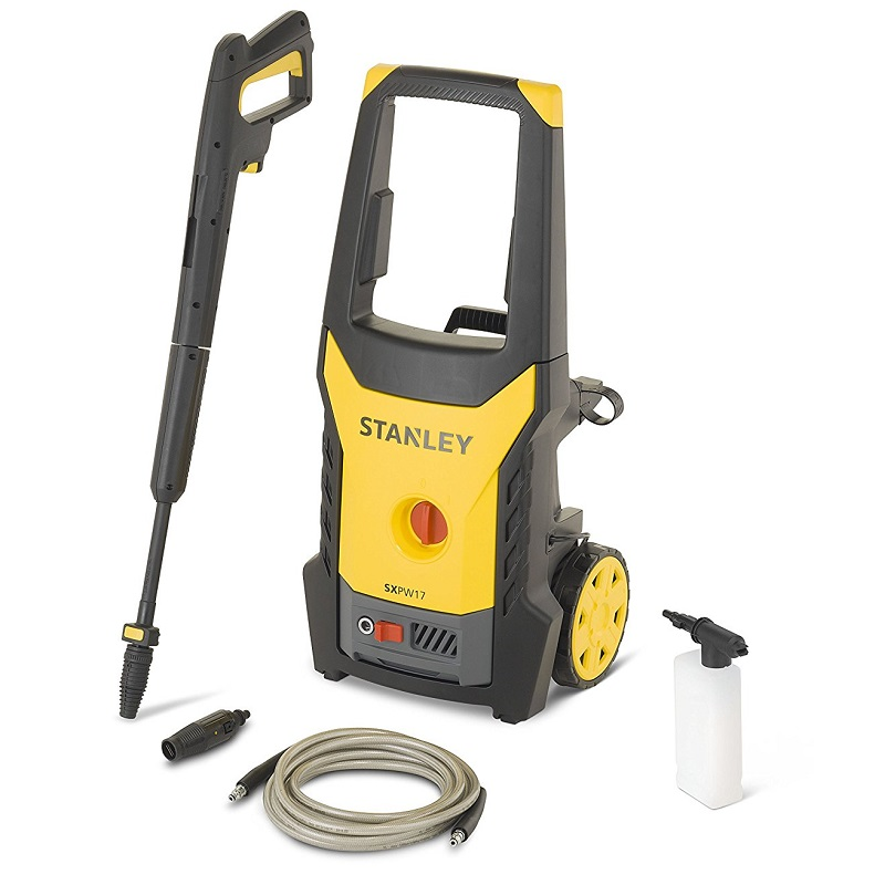 STANLEY SXPW17E πλυστικο 130bar 1700W made in Italy