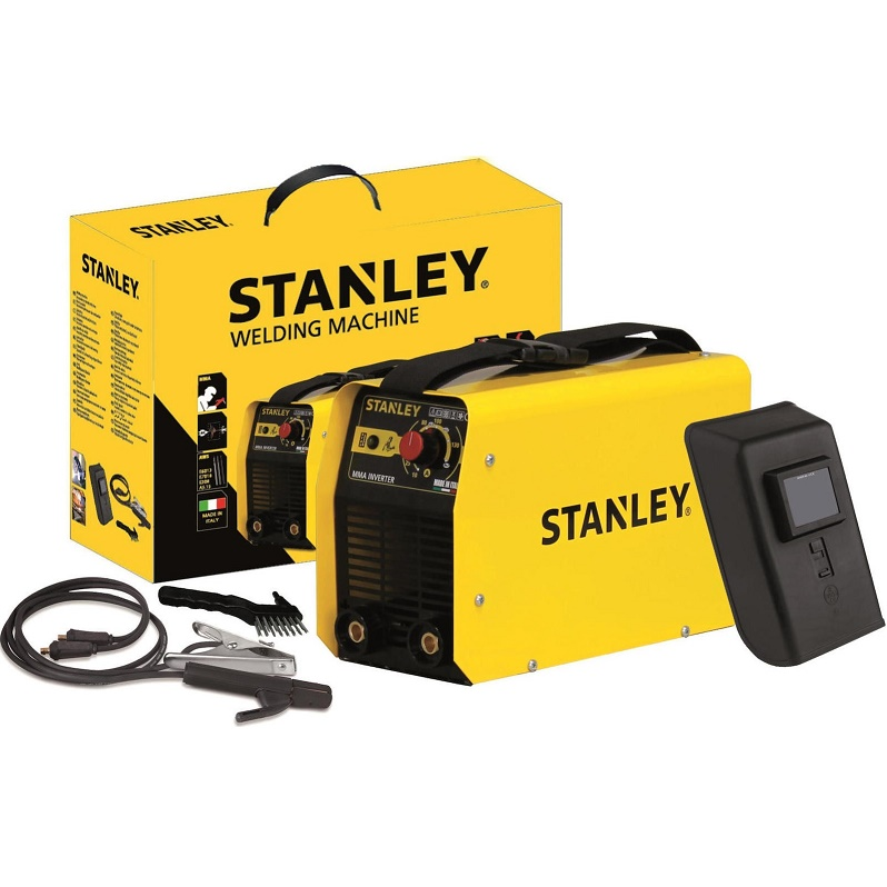 STANLEY WD130IC1 ηλεκτροκόλληση Inverter 130A made in Italy
