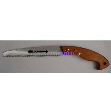 πριονι TopMan για κλαδεμα με ξυλινη λαβη 210mm