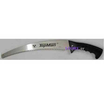 πριονι TopMan για κλαδεμα με πλαστικη λαβη 330mm