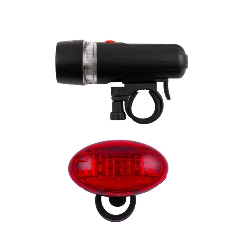 φακος ποδηλατου VARTA LEDX5 με 6 AAA μπαταριες
