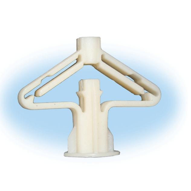 βυσματα γυψοσανιδας nylon DiMO PLASTiC 100 τεμαχ.