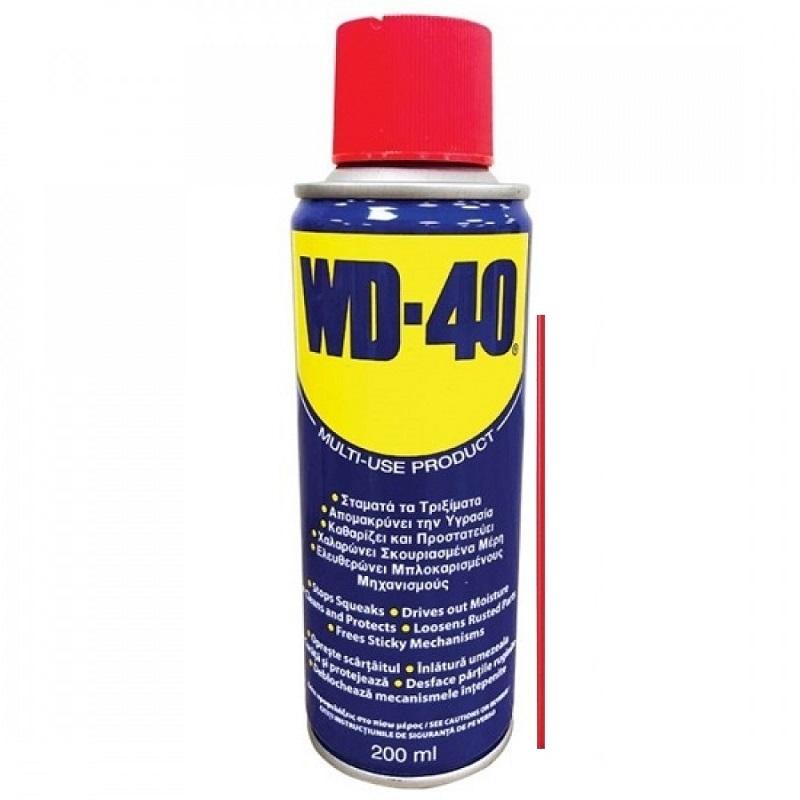 Wd-40 Multi-Use 200ml αντισκωριακό, λιπαντικό