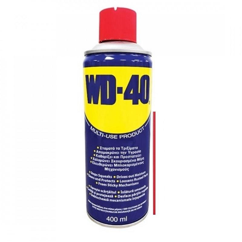 Wd-40 Multi-Use 400ml αντισκωριακό, λιπαντικό