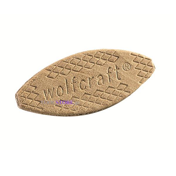 wolfcraft 2921000 καβιλιες οβαλ Typ. 0 σετ 50 τμχ