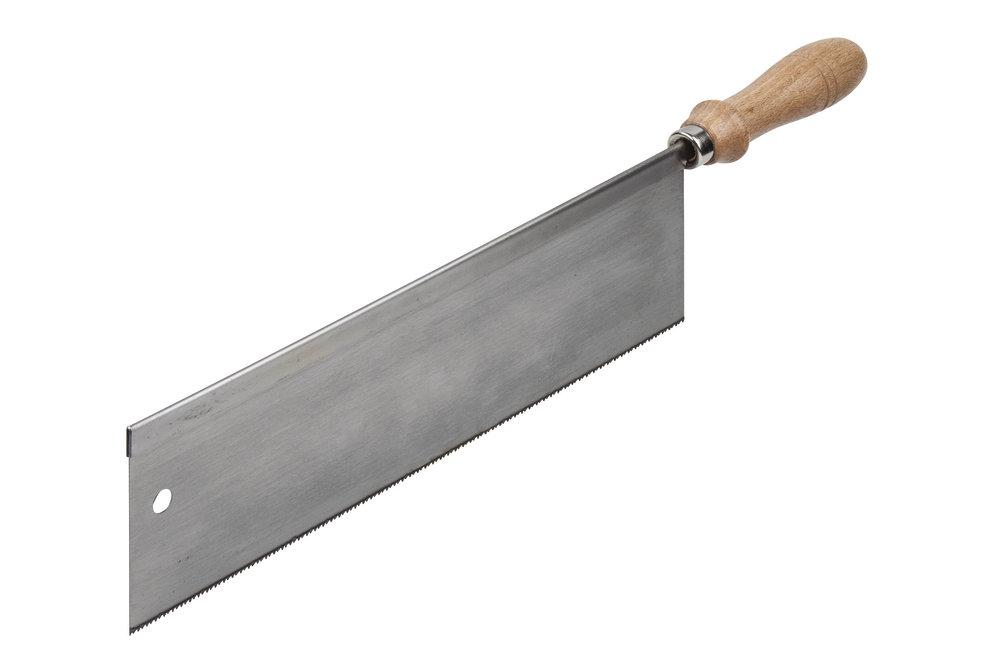 wolfcraft 6950000 πριόνι για φαλτσοκούτι, 300mm